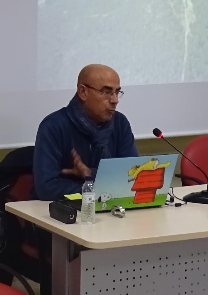 Benissante: Víctor Revilla Calvo (UB)