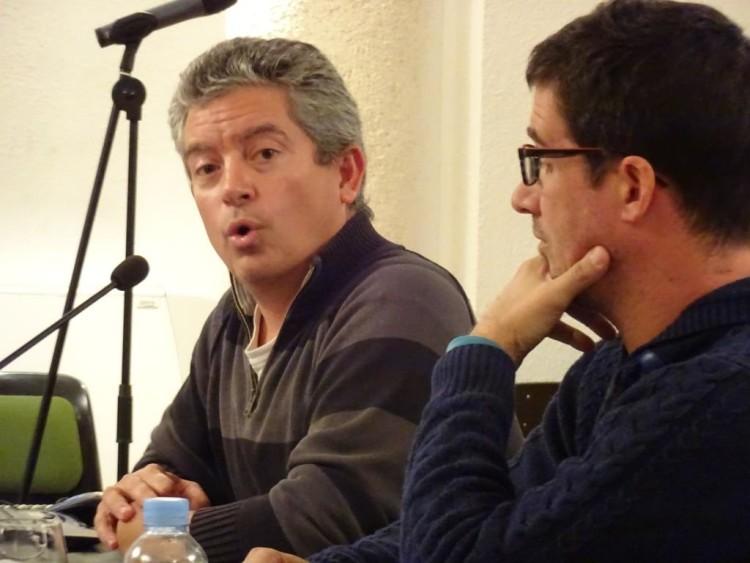 Ascó: Jaume Noguera (UB), Gerard Mercadé (ACRE).