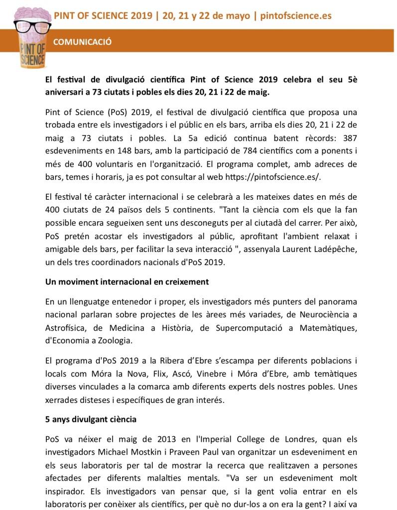 COMUNICACIO PoS19 RIBERA EBRE (1)