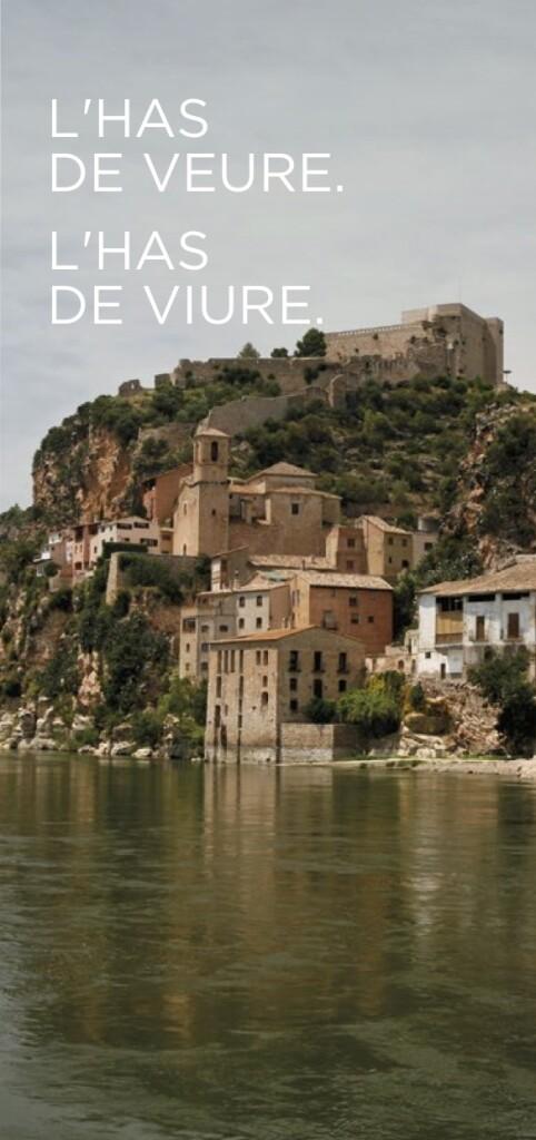 Redescobreix Castell de Miravet