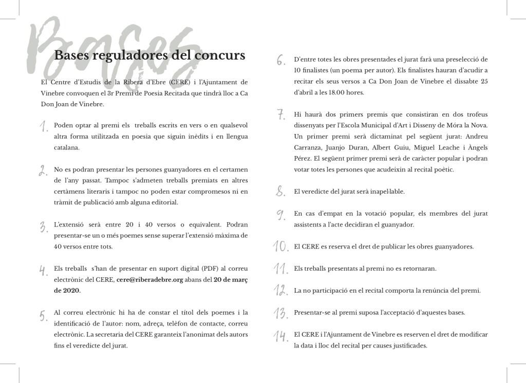 Bases 3r Premi Poesia2